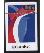 CARNIVAL CRUISE LINES Playing Cards - $5.95