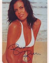Brooke Burns Authentic Autographed Photo Coa Sha #33721 - $50.00
