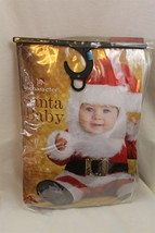 InCharacter Costumes Santa Baby costume open package - $28.04
