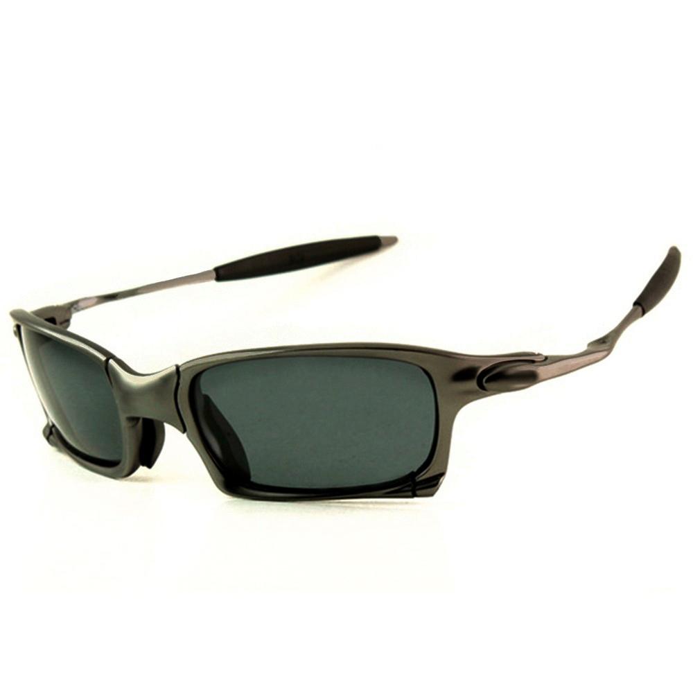 top x-metal x-squared sunglasses polarized sports aluminum riding driving mirror
