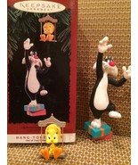 Sylvester & Tweety Looney Tunes Hallmark Keepsake - $24.00
