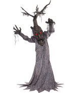 Animated Undead Forest Lifesize Halloween Tree - $247.49