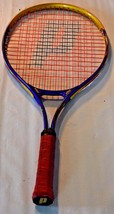 Tennis Racket Prince ZipShot 10 Purple Gold - $37.18