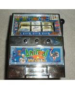 Slot Machine Coin Bank - Aminal World Slot Bank - $10.00