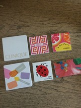 Clinique Eyeshadow Lot 6 pieces NEW Smoldering Plum Morning Java Jammin ... - $58.79