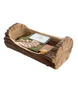 Darice® Fairy Garden Planters: Open Log Planter with Stone Walkway & Pat... - $39.99
