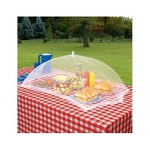 Outdoor Food Protection Cover Picnic Tent Grilling Patio Camping Screen ... - $15.98