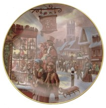 WS George The Toy Store Scenes of Christmas Past Lloyd Harrison  HJ227 - $44.95