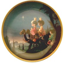 Hamilton collection They Followed the Star Precious Moments Bible story ... - $48.14