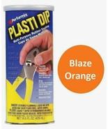BLAZE ORANGE 14.5oz Performix PLASTI DIP Plastic Rubber Grip Coating Handle - $16.98