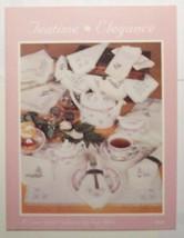 Teatime Elegance [Unknown Binding] - $3.95