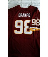 Men's Orakpo Redskins Jersey size 56 3XL SEWN ***Free 2-Day Shipping U.S.**** - $40.00