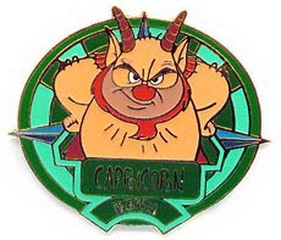 Hercules Phil Goat - Capricorn Zodiac authentic Disney pin/pin