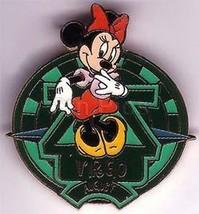 Minnie Mouse - Virgo Zodiac authentic Disney pin/pin - $19.98