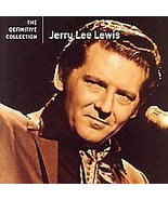 Jerry Lee Lewis  ( The Definitive Collection ) - $7.98