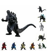 "Godzilla 3"" Scale Mini Kaiju Figure! - You Choose! - $1.85 - $3.71"