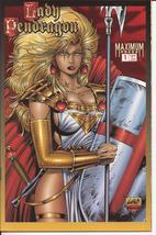 Maximum Press Lady Pendragon #1 Rob Liefel Action Adventure VF/NM - $3.50