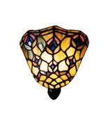 "Meyda Home Decorative 5.75""W Tiffany Peacock Feather Night Light 1235-17294 - $70.80"