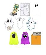 Mix Ghost-Digital Download-ClipArt-Art Clip-Dig... - $3.00