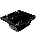 Beauty Salon Shampoo ABS Plastic Bowl Sink Hair Cut Shampoo w/Vacuum Bre... - $92.88