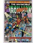 Iron Man #145 ORIGINAL Vintage 1981 Marvel Comics Scott Lang - $12.86