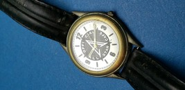 Official All Star Cafe Watch Fossil PL-1101 Japan Movement - $54.44