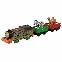 Thomas & Friends Fisher-Price Trackmaster, Animal Party Percy, Multicolor - $18.64