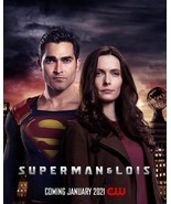 "Superman and Lois Poster DC Universe CW TV Series Art Print 11x17"" 14x21... - $9.90+"