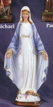 Our lady of grace   12 inch statue thumb200