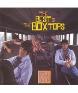 THE BOX TOPS  ( THE BEST OF THE BOX TOPS ) - $2.25