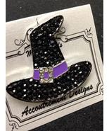 Witch Hat - Purple Band LIMITED EDITION Magnet ... - $16.20