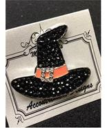 Witch Hat - Orange Band LIMITED EDITION Magnet ... - $16.20