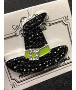Witch Hat - Green Band LIMITED EDITION Magnet N... - $16.20