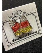 Double Candy Corn LIMITED EDITION Magnet Needle... - $16.20