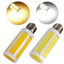 E27 LED Bulb 9W COB AC 220V Warm White/White Corn Light Bulbs - $14.31