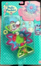 Vintage Polly Pocket Totally Flowers Boutique 1998 Bluebird NEW & SEALED... - $178.19