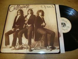 Chilliwack - Opus X - LP Record   VG+ VG+ - $6.70