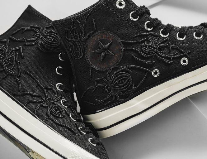 Converse Dr Woo Black 70 Hi Size 6 10 UK US and 50 similar items a33143e5c