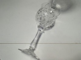 2 MIKASA CRYSTAL CHATEAU WINE / GOBLETS~~2 sizes image 3