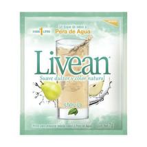 Livean Drink Mix~Pear Flavor Sweetened w/ STEVIA~7g ea. Get 10 pk's - $14.69