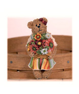 """Boyds Bears """"Maggie Blossombeary""""#651433-  Longaberger Exclusive-Basket ... - $19.99"""