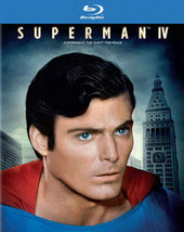 Superman IV: The Quest for Peace [Blu-ray] (2006) Spanish language