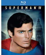 Superman IV: The Quest for Peace [Blu-ray] (2006) Spanish language - $7.95