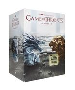 Game of Thrones The Complete Seasons 1-7 1 2 3 4 6 7 DVD Brand New Seale... - $74.50