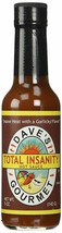 Dave's Gourmet Total Insanity Hot Sauce - 5oz Bottle - $8.59