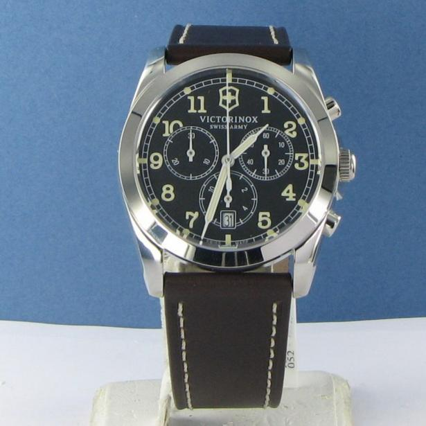 Swiss Army 241567 Infantry Chronograph Dark and 35 similar items 2c637dc7bf