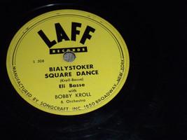 Eli Basse 78 RPM L-507-508 LAFF Kun-Yi-Land; Bialy Stoker Sq Dance; Play... - $9.99