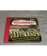 """Oklahoma! 10"""" 78 Selections fr orig NY production Decca 359 in photo bin... - $4.98"""