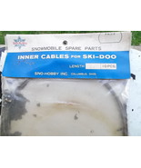 Ski-Doo 44 inch Inner Brake Cable Universal Package of 10 - $30.00