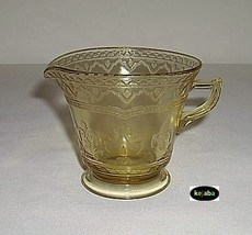 Patrician Spoke Amber Creamer Federal - $8.95